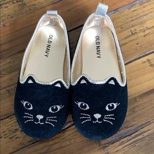 Adorable kitten shoes 🐱